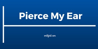 pierce my